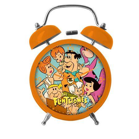 Relogio de Mesa Personagens Turma Fred Flintstones