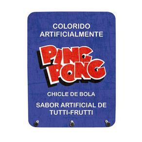 Porta_Chaves_Chiclete_Ping_Pon_539