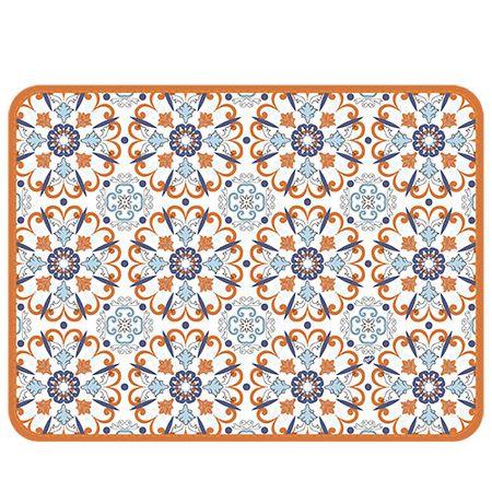Jogo Americano Azulejo Vintage - 4 pecas