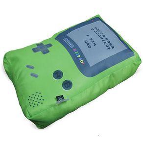Almofada GameBoy Joystick Verde