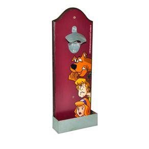Abridor de Garrafa de Parede Personagens ScoobyDoo