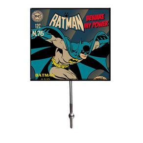 Cabideiro Batman Beware My Powers DC Comics
