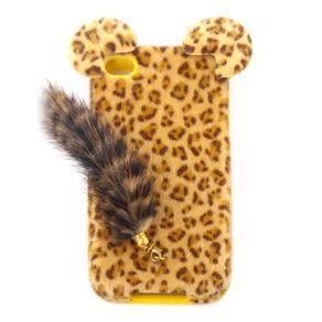 Capa-para-Iphone-4-Leopardo-Felpudo
