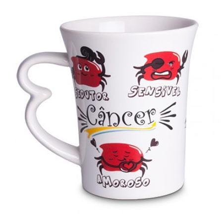 Caneca Signo Câncer