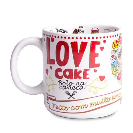 Caneca Love Cake