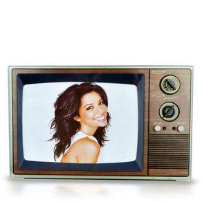 Porta-Retrato-TV-Vintage-Madeira