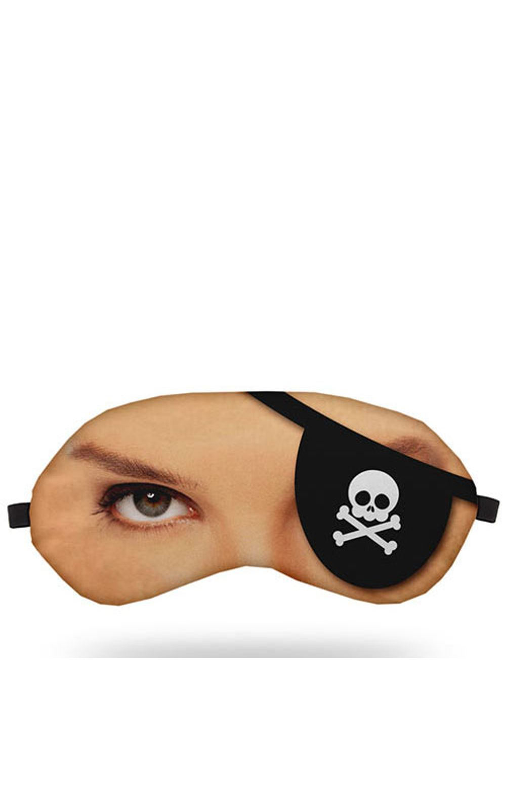 Foto 1 - Máscara para Dormir Pirata