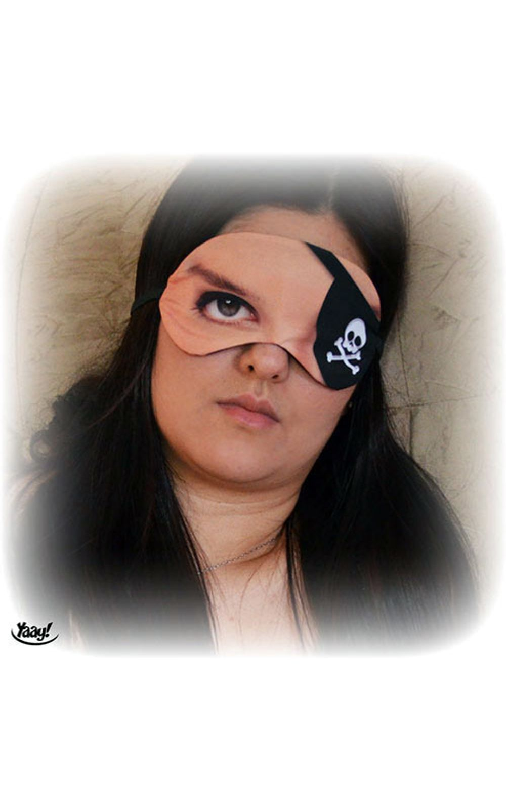 Foto 2 - Máscara para Dormir Pirata