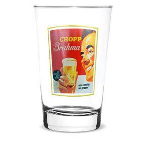 Copo-Chopp-Brahma-Convite-ao-Prazer-Retro