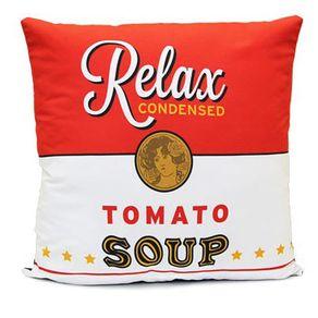 Almofada-Lata-de-Sopa-de-Tomate-Campbell
