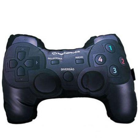 Almofada Joystick Playstation Geek