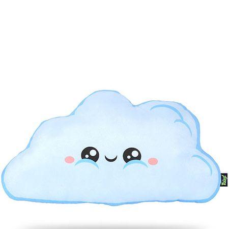 Almofada Nuvem Feliz Triste
