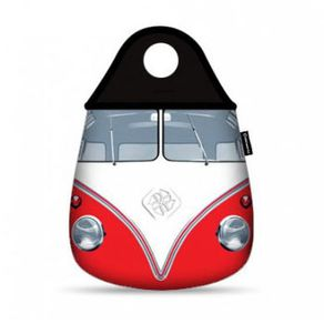 Lixeira-para-Carro-Kombi-Vermelha-Vintage