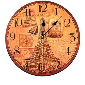 Relogio-de-Parede-Torre-Eiffel-Paris-Retro