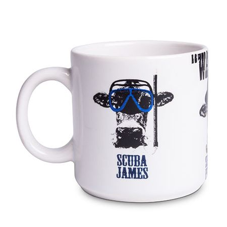 Caneca Wanted