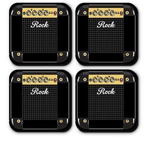 Porta-Copos-Rock