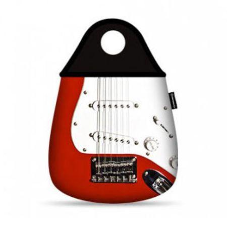 Lixeira para Carro Guitarra do Rock