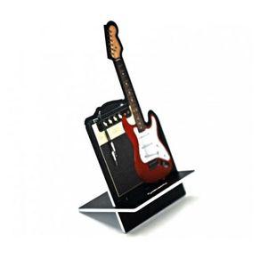 Porta-Celular-Guitarra-Rock