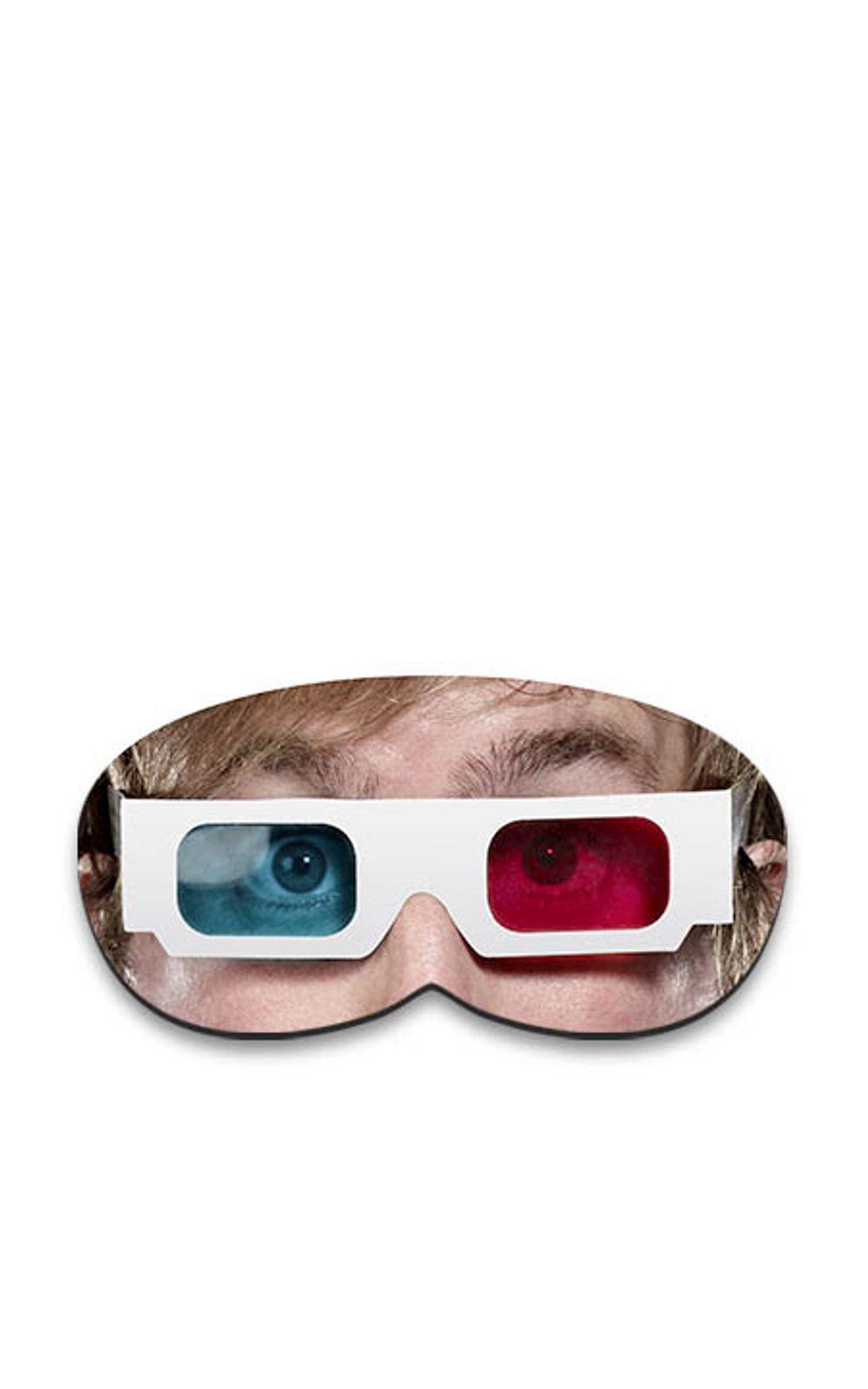 Foto 1 - Máscara para Dormir Óculos 3D