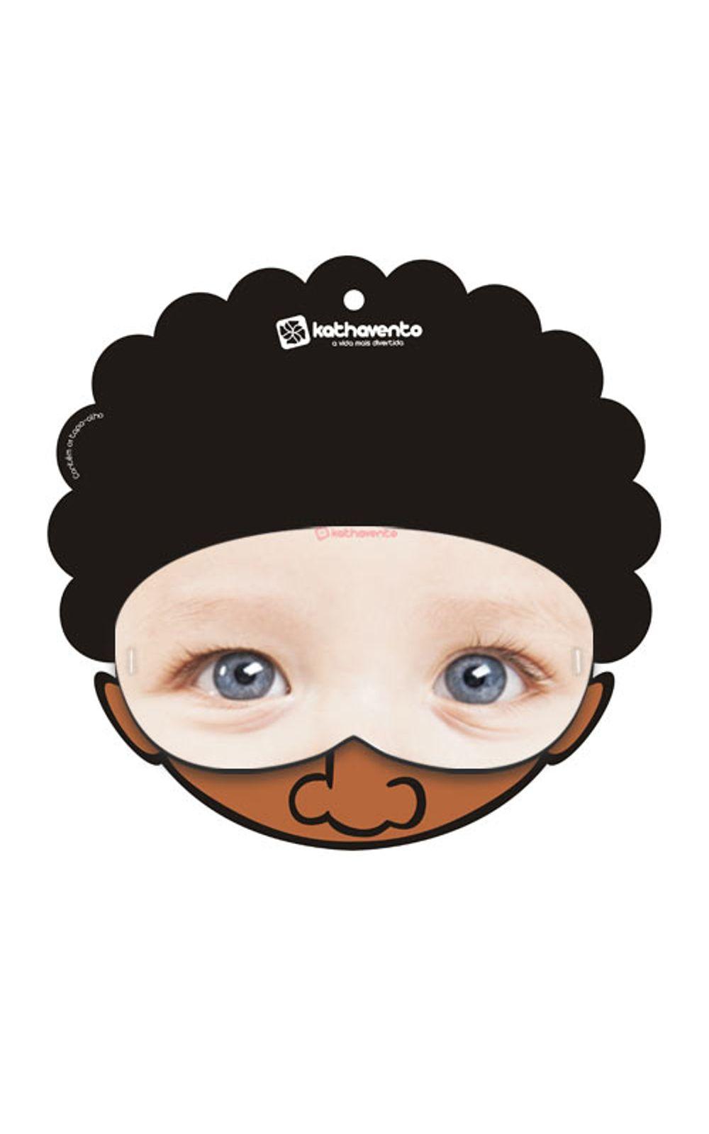 Foto 4 - Máscara para Dormir Bebê