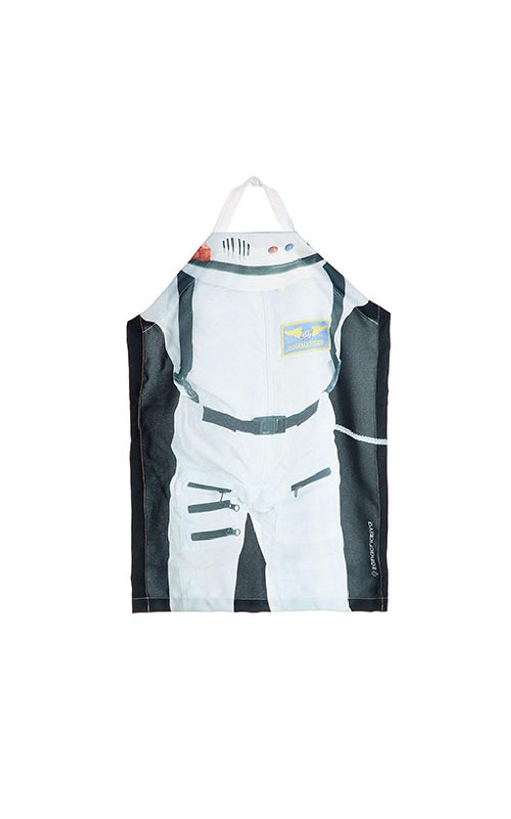 Foto 2 - Avental de Cozinha Infantil Astronauta