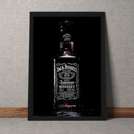 Quadro Decorativo Jack Daniels
