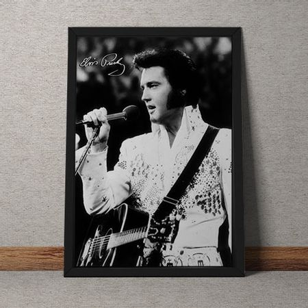 Quadro Decorativo Elvis