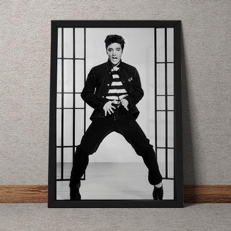Quadro Decorativo Elvis Sensual