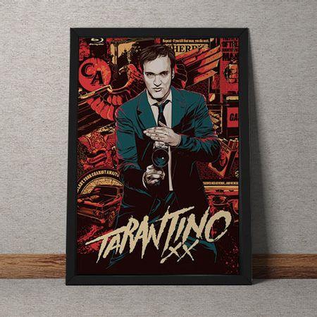 Quadro Decorativo Tarantino