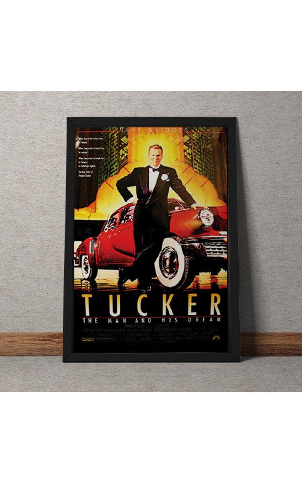 Foto 1 - Quadro Decorativo Tucker