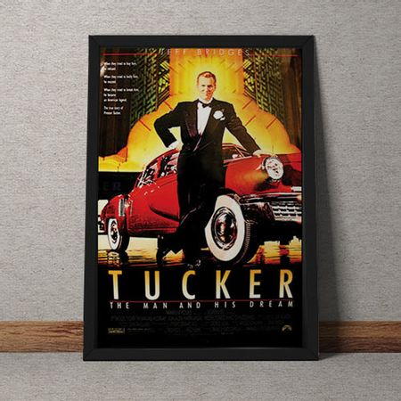 Quadro Decorativo Tucker