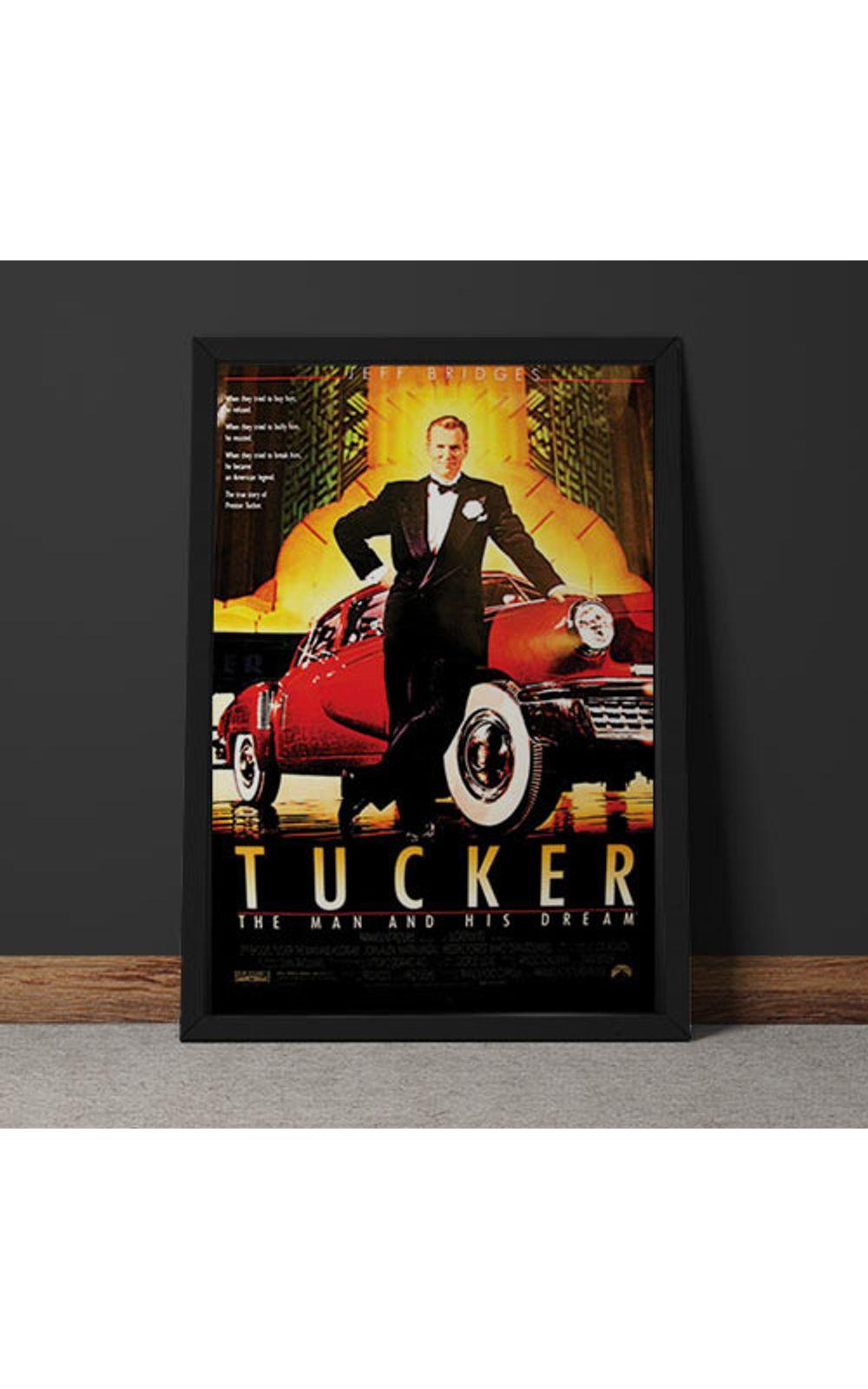 Foto 6 - Quadro Decorativo Tucker