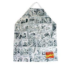 Avental-de-cozinha-marvel-comics-preto-e-branco-10020645