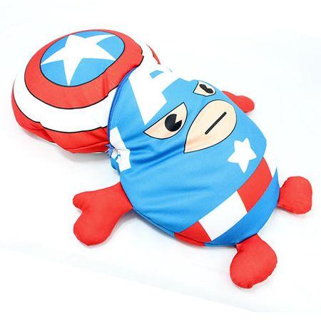 Almofada 2 em 1 Capitão América Vingadores Marvel
