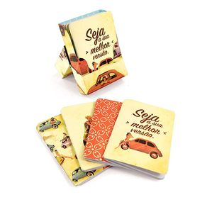 Kit-Caderno-de-Anotacoes-Carro-Fusca-Vintage---4-Pecas