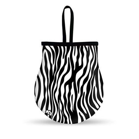 Lixeira Para Carro Zebra