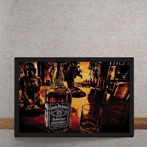 Garrafa-Jack-Daniels-Black-Label-tecido