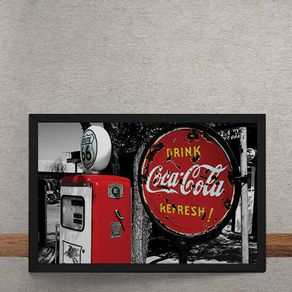 Coca-Cola-Placa-tecido