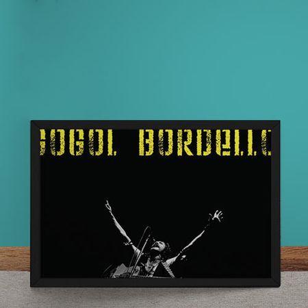 Quadro Decorativo Gogol Bordello Horizontal