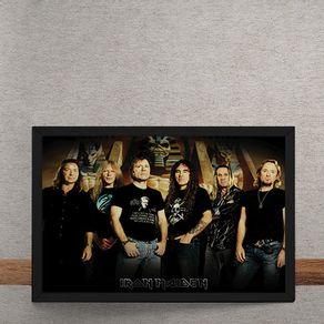 Iron-Maiden-tecido