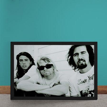 Quadro Decorativo Nirvana Fotografia
