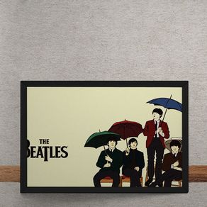 Beatles-Ilustracao-Guarda-Chuva-tecido