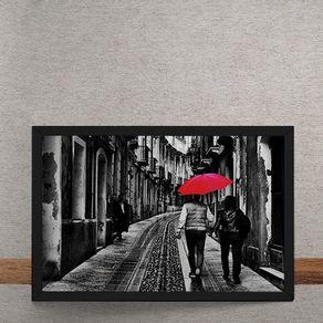 Casal-do-Guarda-Chuva-Vermelho-tecido