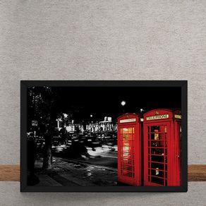 Cabines-Telefones-Vermelhas-Londres-tecido