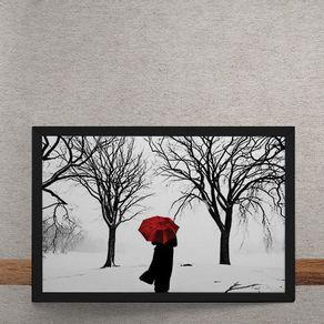 Guarda-Chuva-Vermelho-na-Neve-tecido