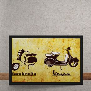 Lambretta-Versus-Vespa-tecido