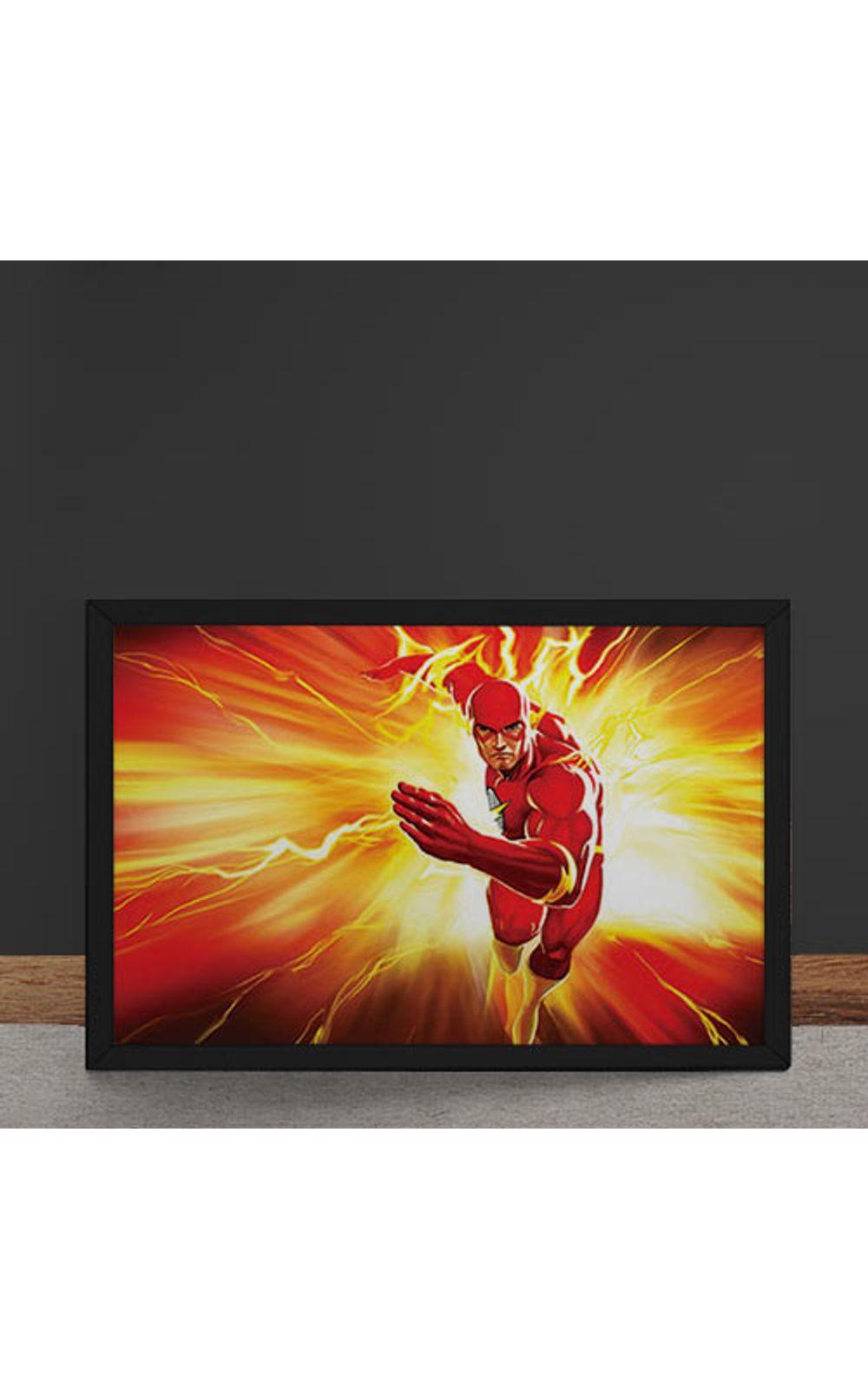 Foto 4 - Quadro Decorativo The Flash DC Comics
