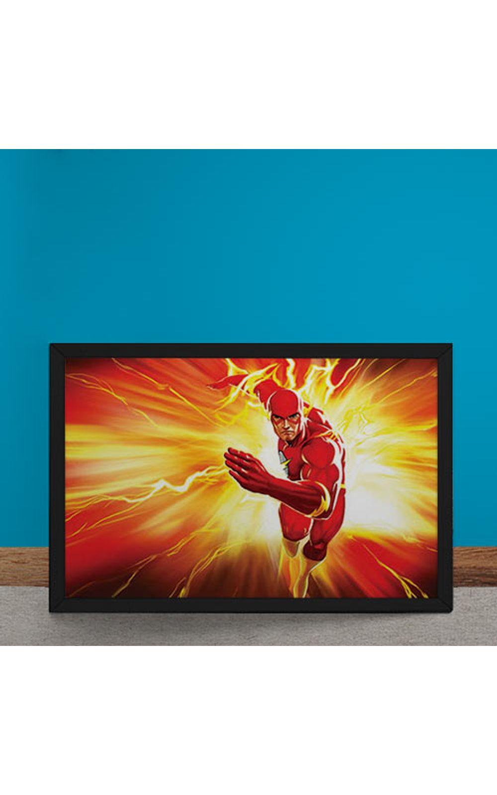 Foto 6 - Quadro Decorativo The Flash DC Comics