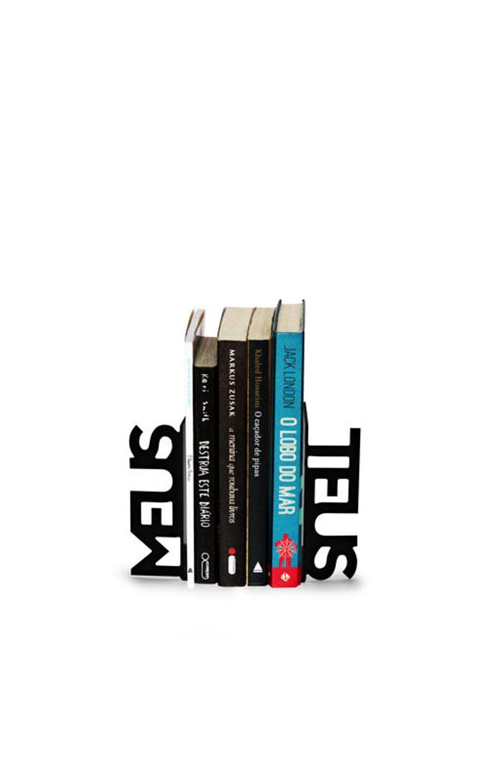 Foto 2 - Aparador de Livros Meus e Teus
