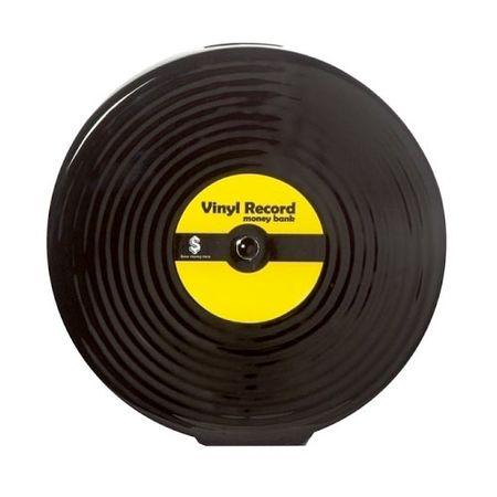 Cofrinho Disco Vinil LP